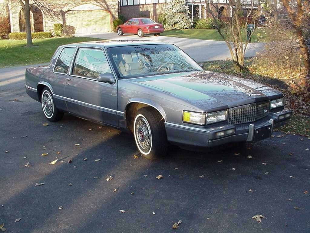 Can I 90 Out A Coupe Deville